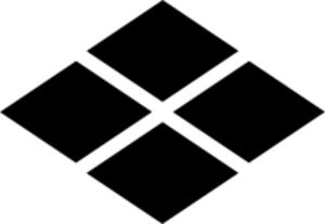 Фурин Кадзан-родовой знак клана Такеда