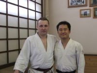 with Ken Kuriyama-san