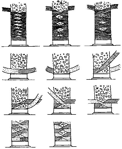 Обмотка рукояти катаны своими руками 91