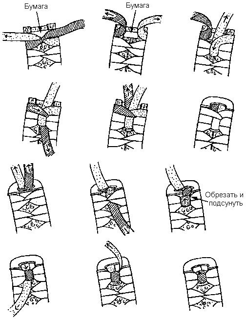 Обмотка рукояти катаны своими руками
